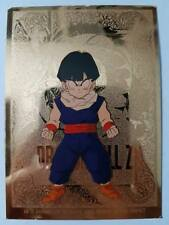 Carte Dragon Ball Z DBZ Trading Card DBZ US Part 2 #G8 Gold AMADA 1998