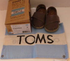 Infant Toddler Tiny Toms Classics Ash Canvas Original With Strap