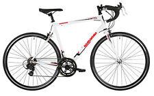 Barracuda Corvus Gents 700c 14 Speed Alloy Road Racing Bike White 3 Frame Sizes 53cm