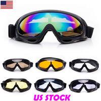 Eyewear Ski Goggles Snowboard Glasses Snowmobile Snow Anti Fog Winter Sport Lens