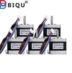 BIQU Nema 17 Stepper Motor 40mm 42 1.3A 17HD4006-22B For CNC XYZ 3D Printer