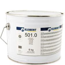 (16,16€/1kg) PUR-Leim 501.0 D4-Leim wasserfest, temperaturbeständig 8-kg-Eimer