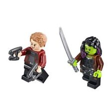 LEGO Infinity War STAR-LORD & GAMORA Minifig Lot - Guardians Of The Galaxy 76107