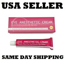 30g Eye Anesthetic Cream Lidocaine skin cream waxing tattooing piercing derma