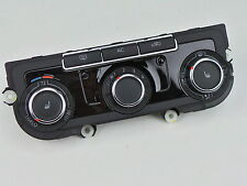 VW Golf 6 Passat CC AIR CONITIONING operating device 3C8 907 336 E/3C8907336E