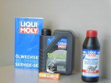 KIT DE MAINTENANCE SYM Jet4 50 4T Inspection huile bougie vidange d'HUILE