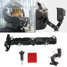 Motorcycle Full Face Helmet Chin Mount Holder For GoPro Hero/Sony Action Camera