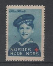 Red Cross Norwegian Stamps