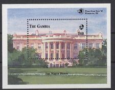 Gambia Block 419 Mit 3228 ** Postfrisch Weltraum #rl011 Motive