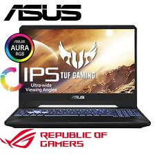 "ASUS TUF Gaming Laptop FX505DT BQ191T 15.6"" R5-3550H 256GB SSD GTX1650 Win10H"