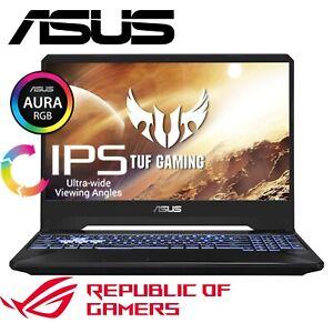 "ASUS 15.6"" TUF Gaming Laptop FX505DT AMD Ryzen 7 256GB SSD 16GB RAM GTX1650"