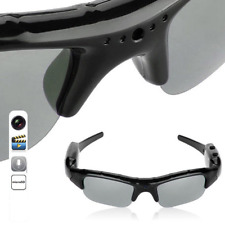 Mini HD Spy Camera Glasses Hidden Video Recorder Nanny Cam Sunglasses Eyewear