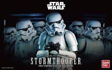 BANDAI STAR WARS MODEL KIT stormtrooper MAQUETTE 1/12 NEUVE A MONTER