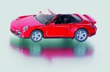 SIKU Diecast Model 1337 - Porsche 911 Turbo Convertible