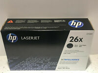 Genuine HP CF226X High Yield Black Print Cartridge Factory Sealed