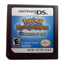 Pokemon Mystery Dungeon: Explorers of Time+ Free Screen Protector for DS&DS Lite