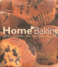 HOME BAKING - Cakes - Cookies - Pies - Pastries - Bread, HB