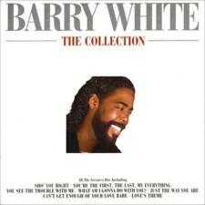 CDs de música Blues Barry White