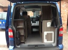 4 Sleeping Capacity Campervans with CD Player