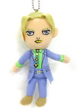 NEW JoJo's Bizarre Adventure Yoshikage Kira 12cm Plush Official BANP36868