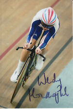 WENDY HOUVENAGHEL HAND SIGNED GREAT BRITAIN 6X4 PHOTO BEIJING 2008 1.