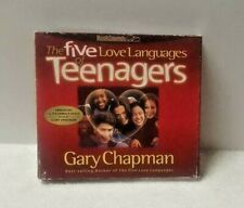 The Five Love Languages of Teenagers CD  Gary Chapman, Audio Book CD. 3 Disks