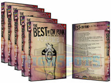 Best of CM Punk in IWA Mid-South Collection DVD Set WWE UFC