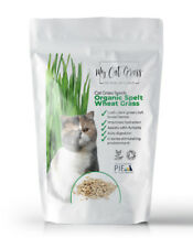 Cat Grass Seed - Organic Spelt Wheat Cat Grass Seed by My Cat Grass