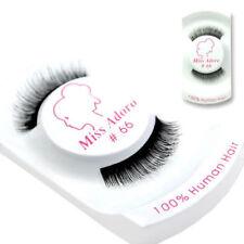 Miss Adoro False Eyelashes 100% Human Hair #66 /