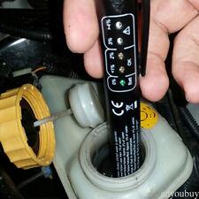 Fits for DOT 3 DOT4 DOT5 Brake Fluid Oil Tester Detection Pen 5 LED Indicator
