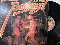 ZZ Top – Fandango! LP 1975 London Records – PS 656 VG/VG
