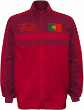 Outerstuff Youth Portugal National Football Team Track Jacket