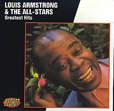 LOuis Armstrong and his All Stars Greatest Hits CD
