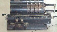 Original Odhner, Vintage mechanical Calculator, pin wheel.