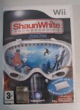 shaun white snowboarding road trip  WII Wii  Italiano PAL Nintendo usato