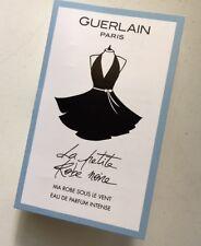 Guerlain La Petite Robe Noire Ma Robe sous le Vent EDP Intense .7ml House Sample