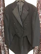 AFTER SIX  NUVO notch tuxedo tailcoat/tails 40R NEW  Wedding/prom/Mardi Gras