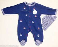 Embroidered Romper Nautical Outfits & Sets (0-24 Months) for Boys