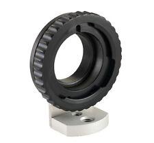 "1/2"" inch lens JVC general mount FUJINON to MFT micro 4/3 GH5 BMPCC adapter"