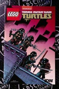 Lego Teenage Mutant Ninja Turtles #1 (2012) VF/NM IDW 2014 SDCC Exclusive