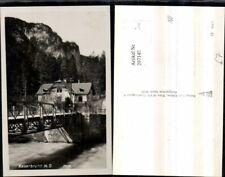 297148,Kaiserbrunn Dependance Brücke b. Reichenau