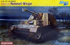 "DML 6535 ""Hummel-Wespe"" Vehicle Model Building Kit 1:35 New"