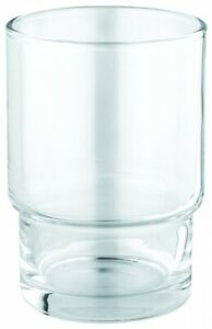 Grohe Ersatzglas Essentials für Essentials und Essentials Cube    Zahnputzbecher