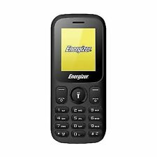 Boxed Energizer Energy E10 Sim- Dual-sim Mobile Phone Black