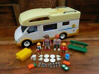 Playmobil Campervan with Figures and Accessories - Motorhome