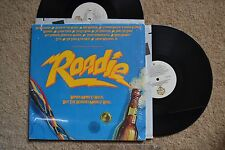 Roadie Movie Soundtrack Rock Cheap Trick Orbison 2 Records lps VG++
