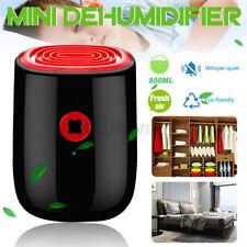800ML MIni Luftentfeuchter Raumentfeuchter Schlafzimmer Elektrisch Entfeuchter