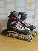 SFR Brooklyn Roller Skates Size 5 UK - inline wheel ALU Speed-PRO 6000