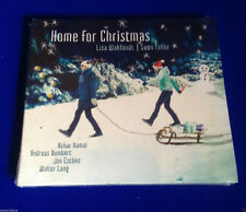 NEW Sealed Home for Christmas Jazz CD Lisa Wahlandt Sven Faller 2014