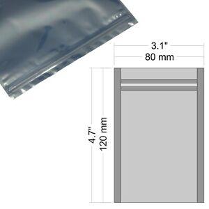 Zip Seal Anti-Static Bags ESD Small Medium Large UK Stock